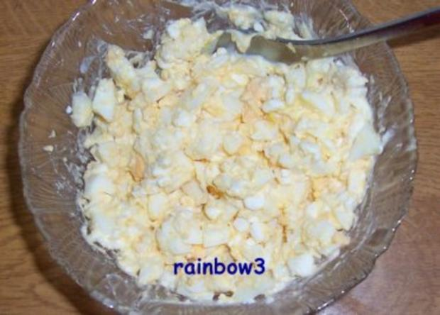 Salat: Leichter Eiersalat - Rezept