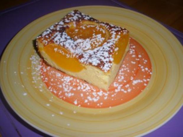 Dessert - Pfirsich Topfen Auflauf - Rezept - Bild Nr. 5