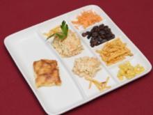 "Brasilianischer Salat ""Salpicao"" und Maissouflé (Jana Ina) - Rezept"