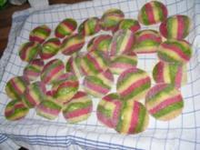 3-Farbige Ravioli mit Ricotta-Füllung - Rezept