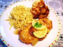 Knoblauch-Spaghetti ... - Rezept - Bild Nr. 4325