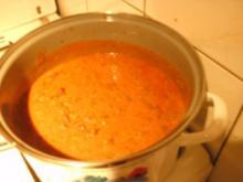 HAUPTMENÜ : Chili Con Carn mit Sahne Spinat von Kochmamma - Rezept