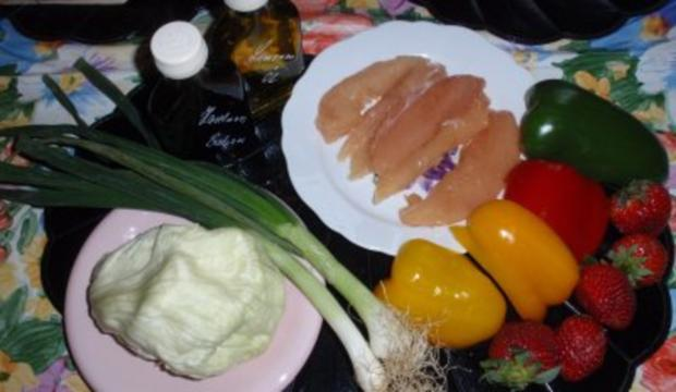Gourmet-Frühlings-Salat - Rezept - Bild Nr. 2