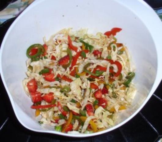 Gourmet-Frühlings-Salat - Rezept - Bild Nr. 7