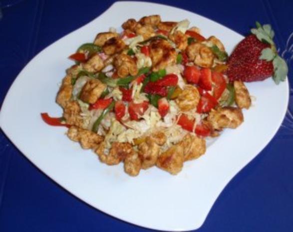 Gourmet-Frühlings-Salat - Rezept - Bild Nr. 9