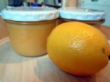 Lemon Curd - Rezept