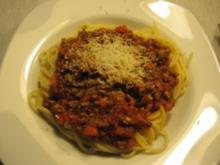 Spaghetti Bolognese Vegetarisch - Rezept