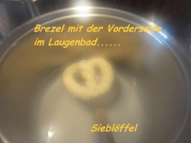Hefe:    LAUGENGEBÄCK - Rezept - Bild Nr. 9