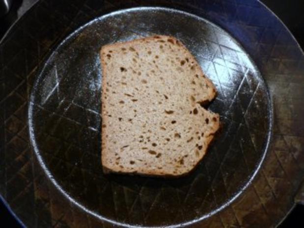 Schnelles Käsesandwich aus der Pfanne - Rezept - Bild Nr. 3