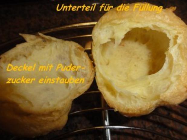 Brandteig:   WINDBEUTEL - Rezept - Bild Nr. 13