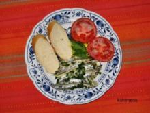 Sardellen mariniert - Rezept
