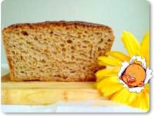 Brot – Roggen-Sauerteigbrot - Rezept