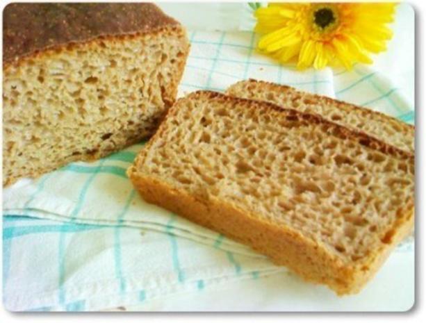 Brot – Roggen-Sauerteigbrot - Rezept - Bild Nr. 2