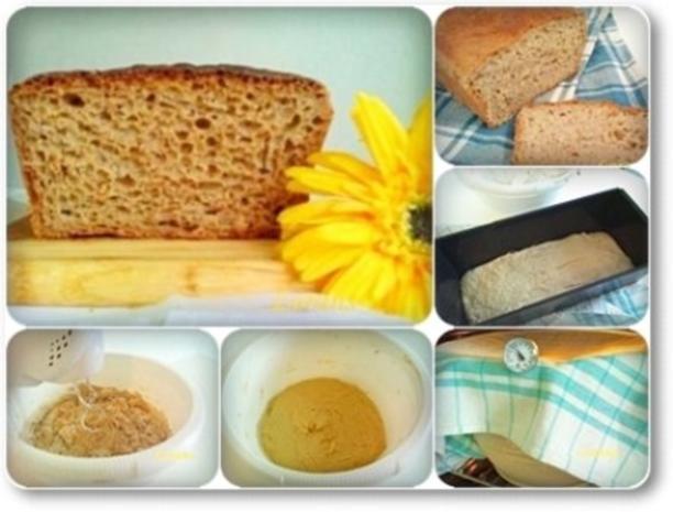 Brot – Roggen-Sauerteigbrot - Rezept - Bild Nr. 8