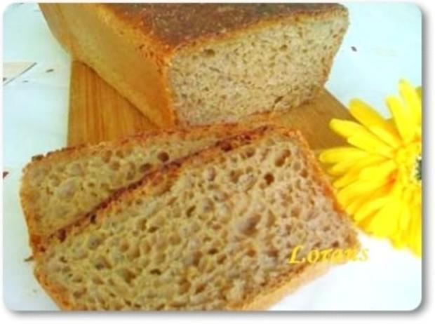 Brot – Roggen-Sauerteigbrot - Rezept - Bild Nr. 10