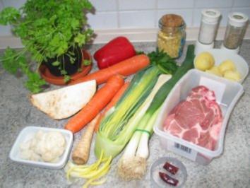Suppen + Eintöpfe: Alles Gemüse, das noch im Kühlschrank war - Rezept