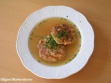 Pinzgauer Kaspreßknödel - Rezept