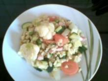 Ebly mit Gemüse und Kasseler - Rezept