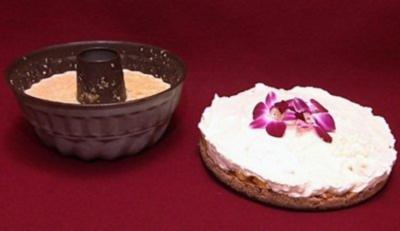 Macadamia-Karamelleis mit Banoffee (Froonck Matthée) - Rezept