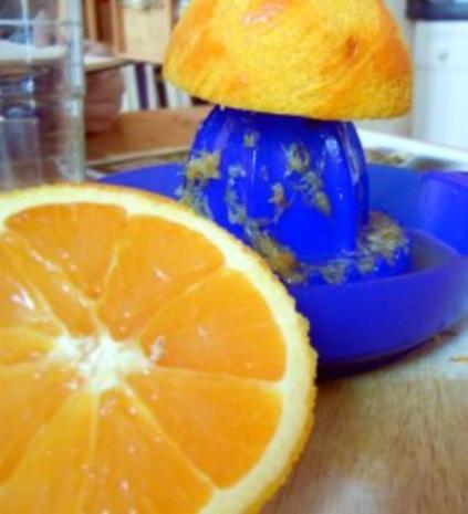 Orange Curd - Rezept - Bild Nr. 3