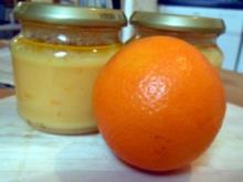 Orange Curd - Rezept