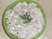 Thunfischcreme - Rezept
