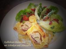 Kalbfleisch-Pastetchen mit Cidre-Suelze - Rezept