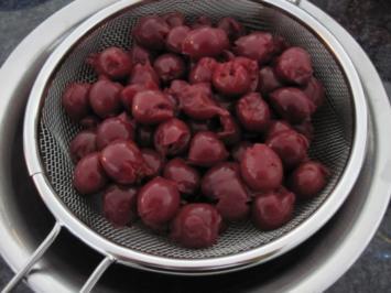 Schoko-Kirsch-Kuchen - Rezept