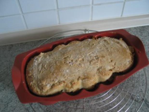 Brot + Brötchen: Buttermilch-Quark-Brot - Rezept - Bild Nr. 3