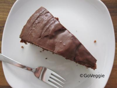 Veganer Schokokuchen - Rezept