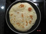 Naan-Brot - Rezept