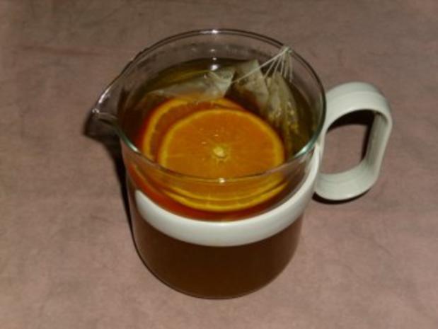 Tea Nog - Rezept