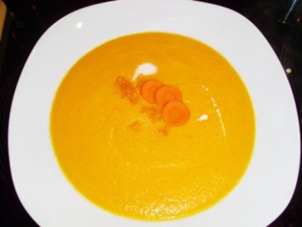 17+ Suppe Kokos Karotten Suppe mit Ingwer Fotografie