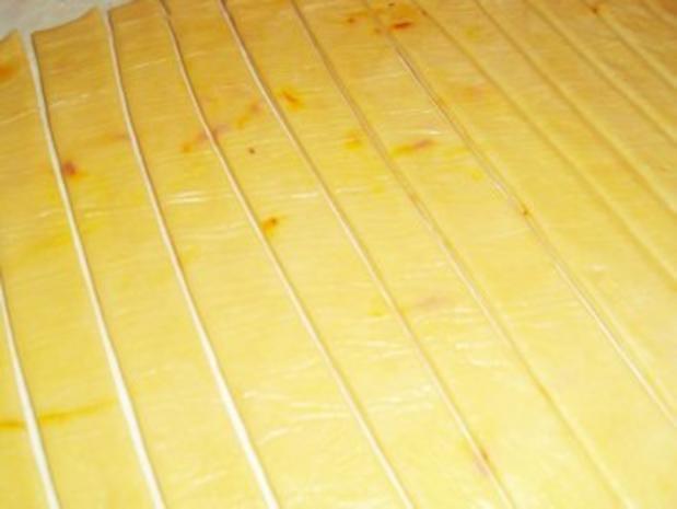 Pasta: Safrannudeln - Rezept - Bild Nr. 7