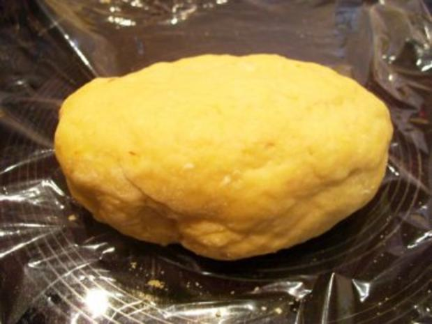 Pasta: Safrannudeln - Rezept - Bild Nr. 5