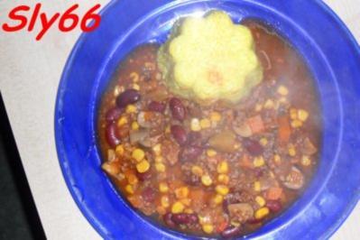 Eintöpfe:Hackfleisch-Gemüsetopf - Rezept