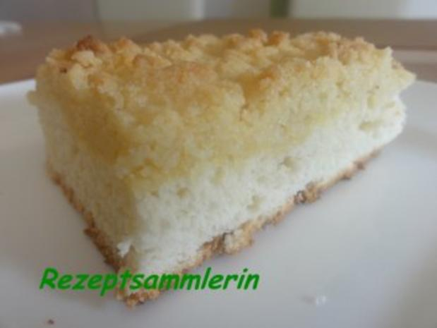 Hefe:    APRIKOSEN-BLECHKUCHEN mit  Butterstreusel - Rezept - Bild Nr. 2