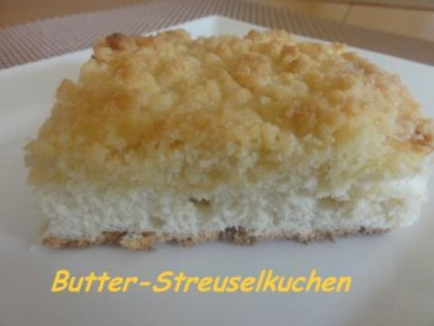 Hefe:    APRIKOSEN-BLECHKUCHEN mit  Butterstreusel - Rezept - Bild Nr. 11