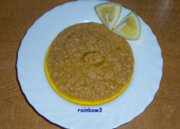 Kochen: Lablabi - Rezept