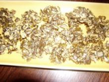 -Snacks- Kürbiskernmakronen - Rezept