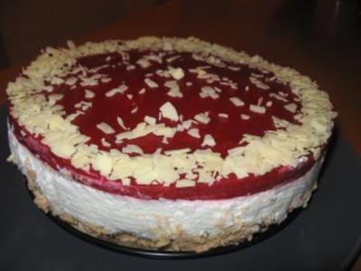 Himbeer-Quark-Mini-Torte - Rezept
