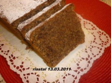 Schoko Mandelkuchen Rezept Mit Bild Kochbar De