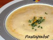 Curry-Maissuppe - Rezept
