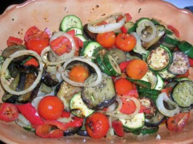 lauwarmer antipasti salat als beilage zu meiner lammkeule rezept. Black Bedroom Furniture Sets. Home Design Ideas