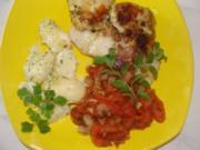 Gemüse : -Tomatengemüse- - Rezept