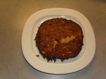 Pfannkuchen: Gemüsepuffer - Rezept