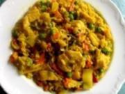 Reis - Nasi-Goreng a la Chrissi - Rezept