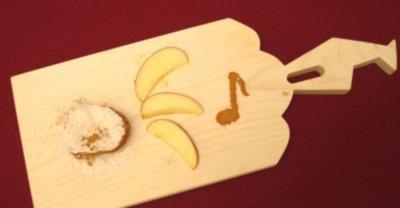 Pofesen mit Powidl-Marmelade - Rezept