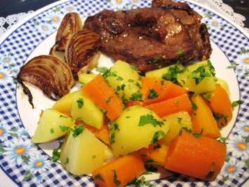 Kartoffelgemüse gedämpft ... - Rezept