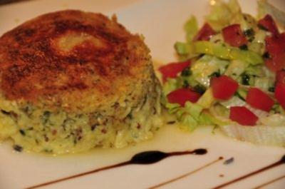 Chicoree Soufflé - Rezept